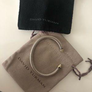 David Yurman Bracelet cable bracelet